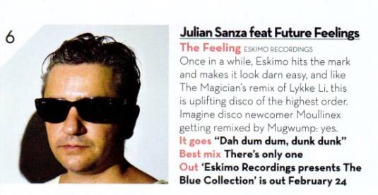 Nice review on UK's Mixmag March 2014